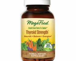 Megafood's Thyroid Strength Review