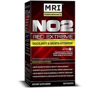 MRI NO2 RED Extreme Review - For Increased Muscle Strength And Performance