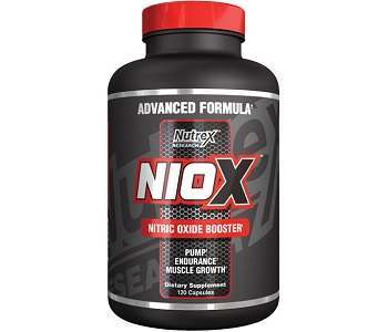 Advanced Formula Nutrex Niox Review - For Increased Muscle Strength And Performance