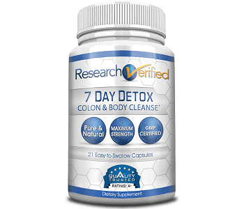 Research Verified 7 Day Detox Review - For Flushing Toxins From The Body