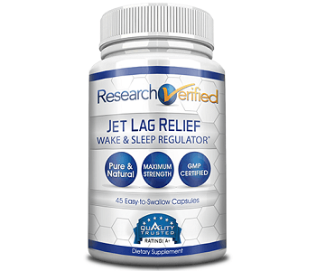 Research Verified Jet Lag Relief Review - For Jet Lag