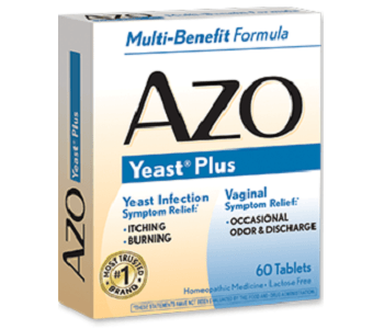 Azo Yeast Plus Review - For Relief From Yeast Infections