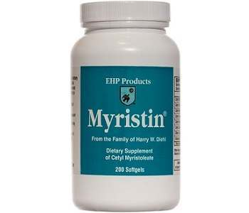 EHP Products Myristin Review - For Healthier and Stronger Joints