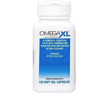 Great HealthWorks Omega XL Review - For Cognitive And Cardiovascular Support