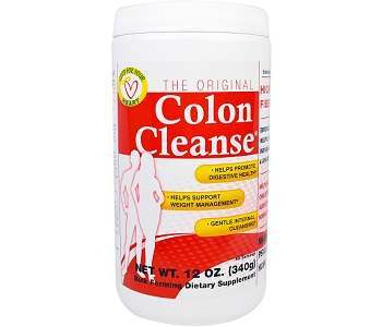 Health Plus Inc. The Original Colon Cleanse Review - For Flushing And Detoxing The Colon