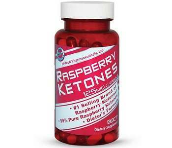 Hi-Tech Pharmaceuticals Raspberry Ketones Weight Loss Supplement Review