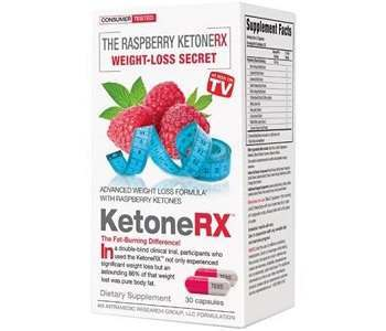 Intramedics Ketone RX Weight Loss Supplement Review