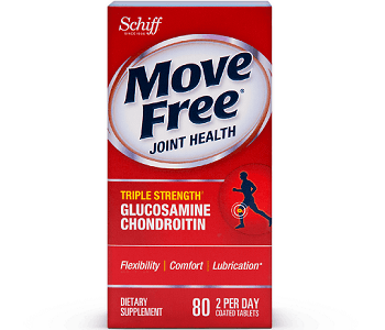 Move Free Triple Strength Joint Health Review - For Healthier and Stronger Joints