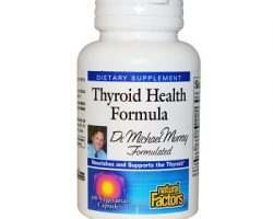 Natural Factors Thyroid Health Formula Review