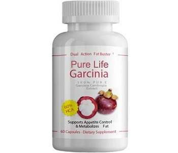 Pure Life Garcinia Cambogia Extract Review - For Weight Loss