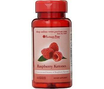 Puritan's Pride Raspberry Ketones Weight Loss Supplement Review