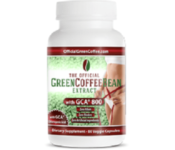 The Official Green Coffee Bean Extract Weight Loss Supplement Review