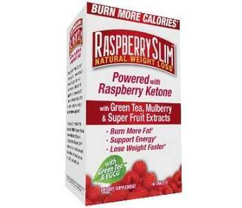 Windmill Health Products Raspberry Slim Weight Loss Supplement Review