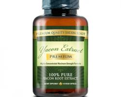 Yacon Extract Premium