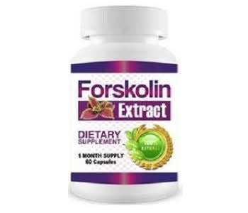 Diet Dr. Forskolin Extract Weight Loss Supplement Review