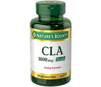 Nature's Bounty CLA Weight Loss Supplement Review