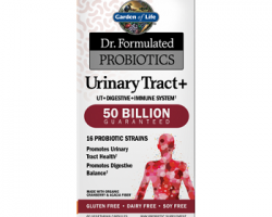 Dr. Formulated Probiotics Urinary Tract+ 50 Billion CFU Review