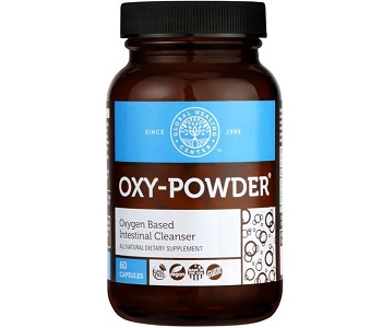 Global Healing Center Oxy-Powder Review - For Flushing And Detoxing The Colon