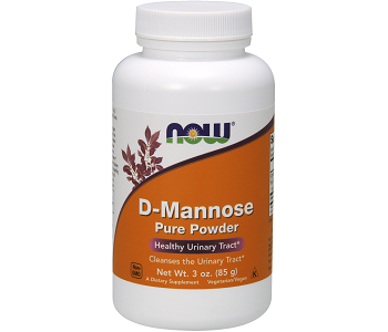 NOW D-Mannose Powder Review - For Relief From Urinary Tract Infections