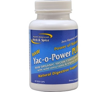 North American Herb & Spice Yac-o-Power PLUS Weight Loss Supplement Review