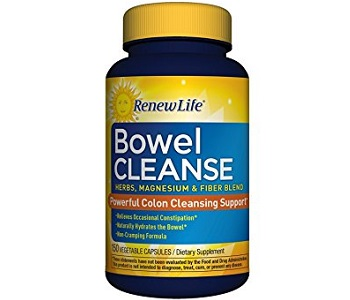 Renew Life Organic Bowel Cleanse Review - For Flushing And Detoxing The Colon