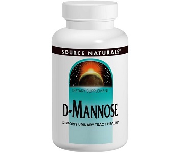 Source Naturals D-Mannose Review - For Relief From Urinary Tract Infections