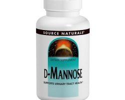 Source Naturals D-Mannose Review