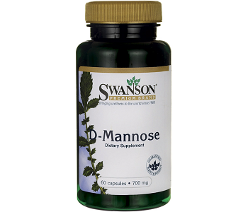 Swanson D-Mannose Review - For Relief From Urinary Tract Infections