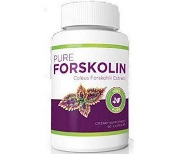 Vitality Max Labs Forskolin Weight Loss Supplement Review
