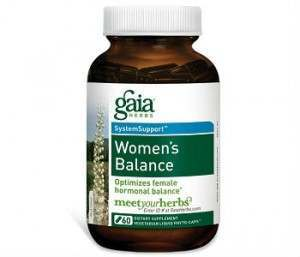 Women's Balance by Gaia Herbs Review - For Relief From Symptoms Associated With Menopause