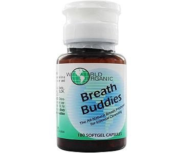 World Organic Breath Buddies Review - For Bad Breath And Body Odor