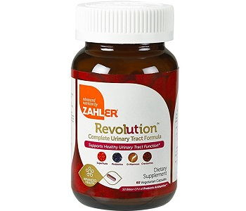 Zahler UTI Revolution Review - For Relief From Urinary Tract Infections