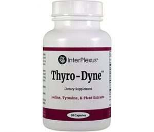 InterPlexus Thyro-Dyne Review - For Increased Thyroid Support