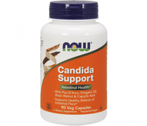 NOW Foods Candida Support Review - For Relief From Yeast Infections