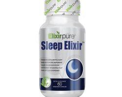Elixir Pure Sleep Elixir Review