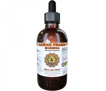 Hawaii Pharm Moringa Liquid Extract Review - For Improved Overall Health