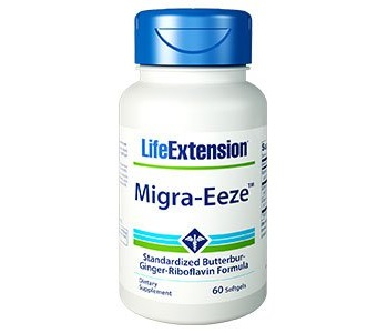 Life Extension Migra-Eeze Review - For Symptomatic Relief From Migraines