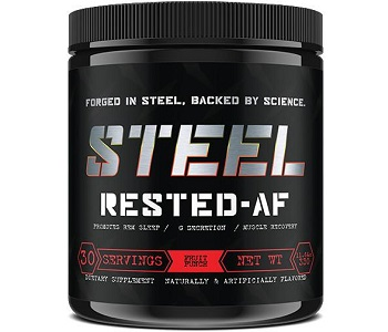 Steel Rested - AF Review - For Restlessness and Insomnia