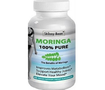 The Skinny Bean Company Moringa Oleifera Extract Review - For Improved Overall Health