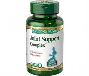 Nature's Bounty Joint Support Complex Review - For Healthier and Stronger Joints