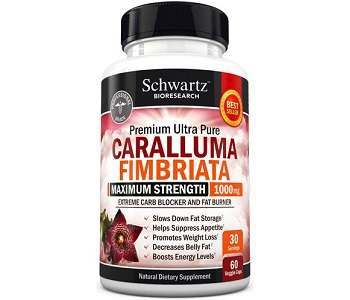Schwartz Bioresearch Caralluma Fimbriata Weight Loss Supplement Review