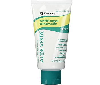 Convatec Aloe Vesta Antifungal Ointment Review - For Combating Fungal Infections