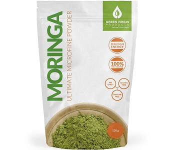Green Virgin Moringa Fine Powder Review - For Improved Overall Health