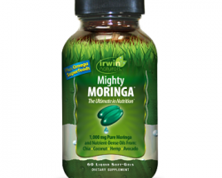 Irwin Naturals Mighty Moringa Review