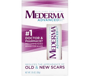 Mederma Advanced Scar Gel Review - For Reducing The Appearance Of Scars