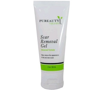 Pureauty Advanced Scar Removal Gel Review - For Reducing The Appearance Of Scars
