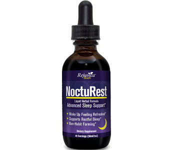 Rejuvica Health NoctuRest Review - For Restlessness and Insomnia