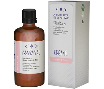 Absolute Essentials Maternity Stretchmark Oil Review - For Reducing The Appearance Of Stretch Marks