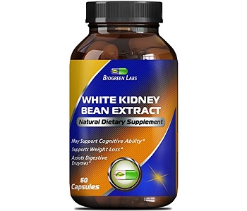 Biogreen Labs White Kidney Bean Extract Weight Loss Supplement Review