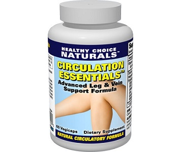 Healthy Choice Naturals Leg and Vein Support Review - For Reducing The Appearance Of Varicose Veins